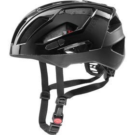 UVEX Quatro XC - Casque de vélo - noir